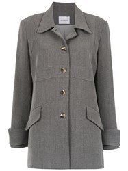 Olympiah Andes Coat Grey