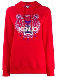 Kenzo Embroidered Tiger Logo Hoodie 60