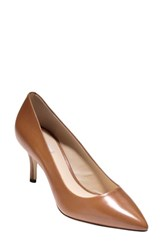 Cole Haan Women's Vesta Pointy Toe Pump Woodbury Leather