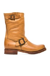 Frye Veronica Shortie Brown