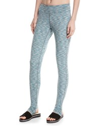 Soybu Camii Stirrup Performance Leggings Blue
