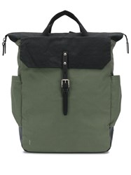 Ally Capellino Fin Backpack Green