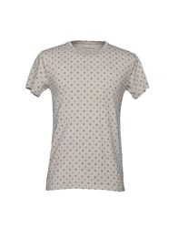 Maestrami T Shirts Grey
