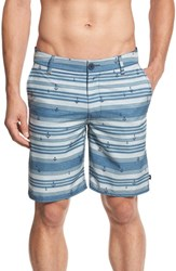 Sperry Men's 'Anchor Management' Anchor Print Trunks