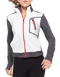 Mpg Reflexo Colorblock Active Jacket Natural