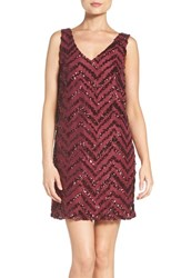 Bb Dakota Women's Mayfair Sequin Shift Dress