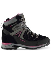 Karrimor Hot Rock Waterproof Mid Hiking Boots From Eastern Mountain Sports Charcoal Pink