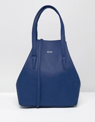 Matt And Nat Shopper Tote Bag Royal Blue