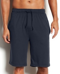 32 Degrees By Weatherproof Pajama Shorts Navy