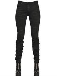 Diesel Black Gold Extreme 3D Stretch Cotton Denim Jeans