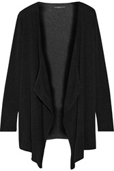 Majestic Cotton And Cashmere Blend Cardigan