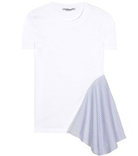 Stella Mccartney Cotton T Shirt White