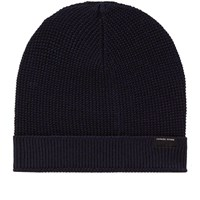 Canada Goose Waffle Slouch Beanie Blue