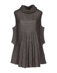 Armani Jeans Turtlenecks Dove Grey