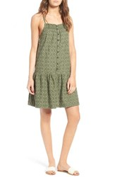 Current Elliott Women's The Hazel Embroidered Cotton Dress