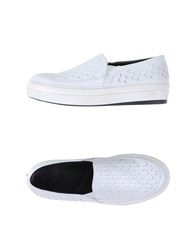 Mcq By Alexander Mcqueen Mcq Alexander Mcqueen Footwear Low Tops And Trainers Women White