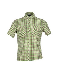Meltin Pot Shirts Green