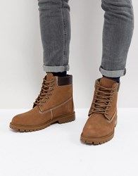 Dickies Fort Worth Lace Up Boot Black