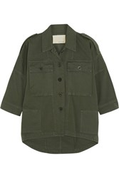 Band Of Outsiders Field Cotton Twill Jacket