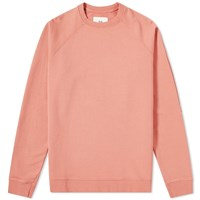 Folk Rivet Crew Sweat Pink