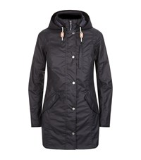 Barbour Kelp Wax Jacket Female Navy