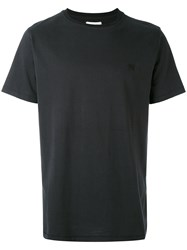 Soulland Basic T Shirt Black