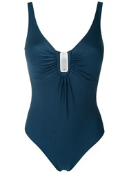 Lygia And Nanny Maillot Mirassol Trilobal Blue