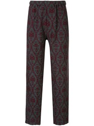 Undercover X Valentino Loose Fit Trousers 60