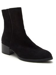 Qupid Wasco Ankle Boot Black