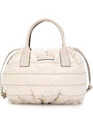 Brunello Cucinelli Padded Tote Bag Nude And Neutrals