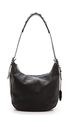 Rag And Bone Bradbury Zip Hobo Black