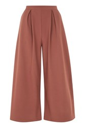 Oh My Love Box Pleat Culottes By Rust