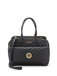 Love Moschino Quilted Crossbody Shoulder Bag Black