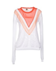 Made For Loving Sweaters White