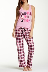 Paul Frank Fun Pj Set Pink