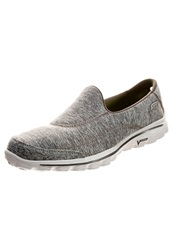 Skechers Sport Go Walk 2 Slipons Grey