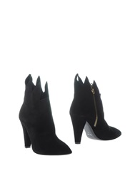 Never Ever Ankle Boots Black