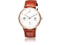 Dufa Men's Albers Automatic Watch Red