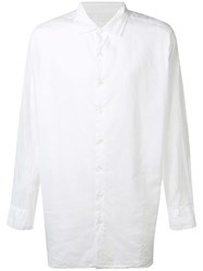 Casey Casey Loose Fit Shirt White