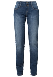Esprit Straight Leg Jeans Sunday Blue Blue Denim