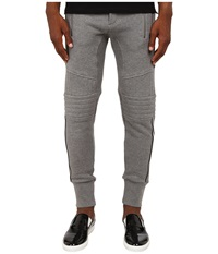 The Kooples Sport Patch Classic Fleece Sweatpants