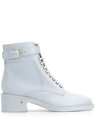 Laurence Dacade Solene Ankle Boots Blue
