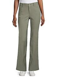 Not Your Daughter's Jeans Wylie Stretch Linen Trouser Sergeant