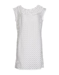 Pedro Del Hierro Dresses Knee Length Dresses Women White