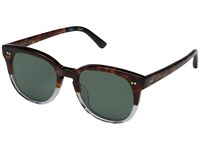 Toms Dodoma 201 Polarized Tortoise Crystal Fade Polarized Fashion Sunglasses Brown