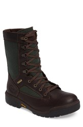 Timberland Men's Field Gore Tex Hiking Boot Brown Green