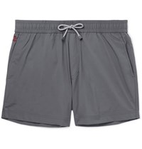 Brunello Cucinelli Mid Length Swim Shorts Gray