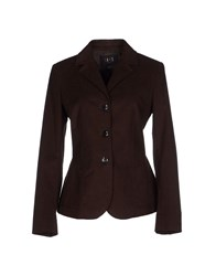 Daks London Blazers Dark Brown