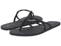 Volcom All Night Long 2 Black Surfer Women's Sandals