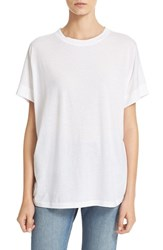 Vince Women's Cocoon Tee White